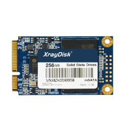 SSD 256 GB-os mSATA XrayDisk